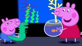 Peppa Wutz 🐟 Peppa Besucht Das Aquarium | Peppa Pig Deutsch Neue Folgen | Cartoons für Kinder