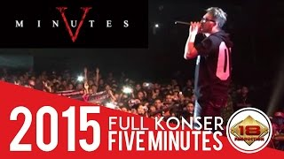 Video Rock Abiiis..!! Konser Five Minutes Bikin Yang Nonton Angguk Angguk Kepala download MP3, 3GP, MP4, WEBM, AVI, FLV November 2017