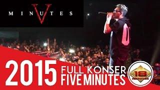 Download lagu Rock Abiiis..!! Konser Five Minutes Bikin Yang Nonton Angguk Angguk Kepala