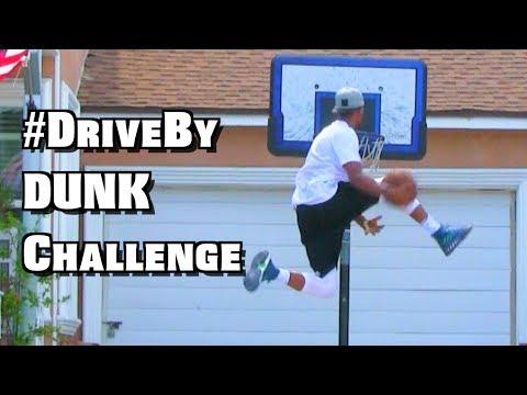 Dunkademics #DriveByDunkChallenge by Chris Staples