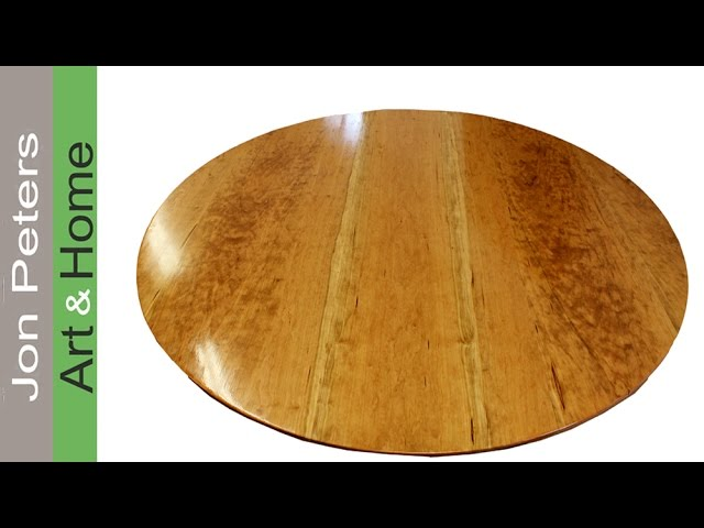 How To Make A Round Table Top Out Of