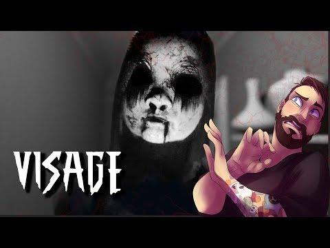 VISAGE: Chapter 1, Full Playthrough - Terrifying New Kickstarter Horror Game