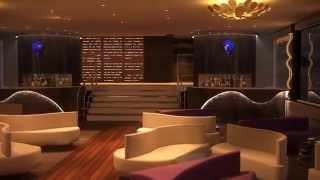 Animation 3D bateau de luxe - Potel & Chabot