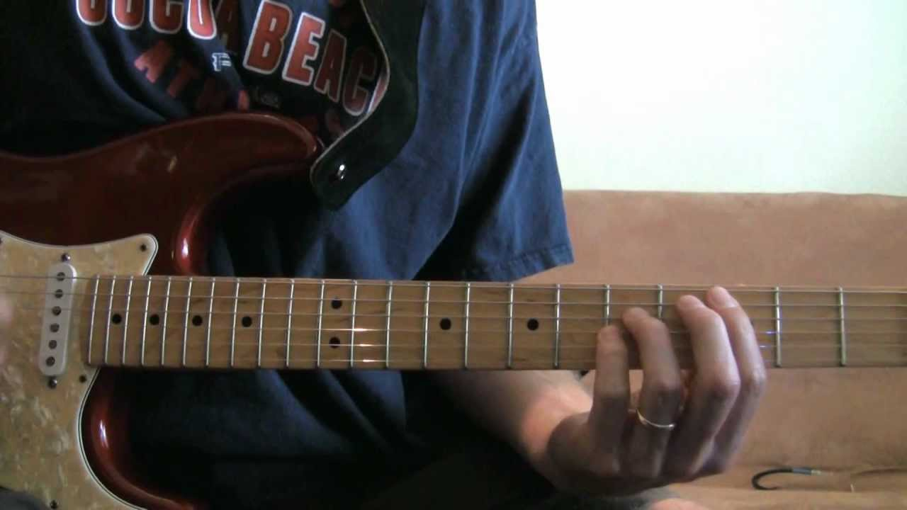 all because of jesus electric guitar lesson fee all because of jesus guitar tutorial youtube. Black Bedroom Furniture Sets. Home Design Ideas