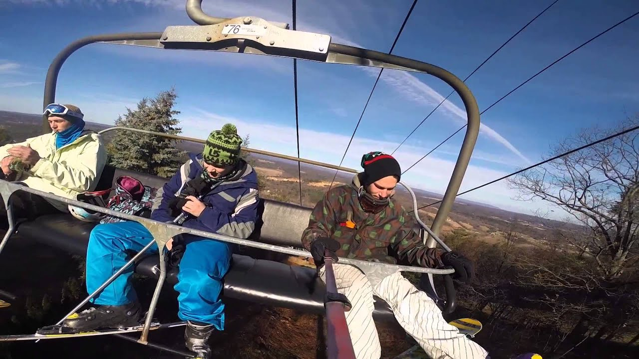 blue mountain snowboarding 2015 - youtube
