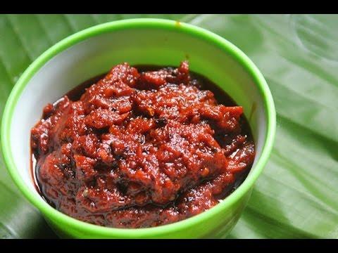 Andhra Tomato Pickle Recipe - Guntur Tomato Pickle Recipe