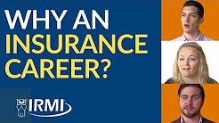 Why an Insurance Career?
