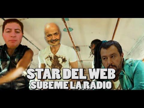 ENRIQUE IGLESIAS - SUBEME LA RADIO FEAT STAR DEL WEB (PARODY HIGHLANDER DJ)