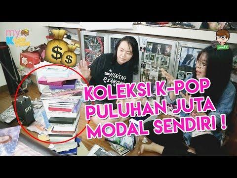 My K-Lection #2 : KOLEKSI K-POP PULUHAN JUTA MODAL SENDIRI! WOOWW!!