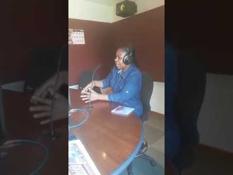 Thabile Myeni on Vibe FM