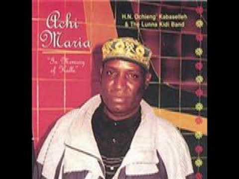 Ochieng Kabasselle - Wuora Ogolla Adoyo