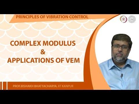 Complex modulus & Applications of VEM