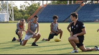 First NT Thunder Top End Academy training for 2019 thumbnail