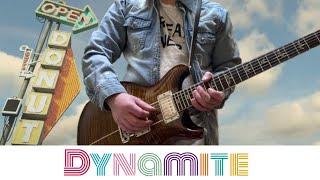 Dynamite - BTS (방탄소년단) (Cover By Guitar Freaks Japan)ギター弾いてみた Guitar Freaks Japan