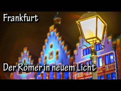 Frankfurt- Der Römer in neuem Licht