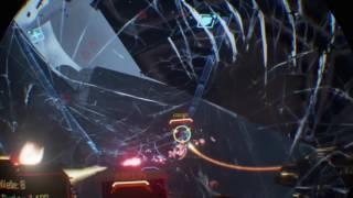 EVE: Valkyrie #14 Überlebensmodus - Nekropolis 100% 15.05.2017 / PSVR / PS4Pro Full HD [GER] (Video)