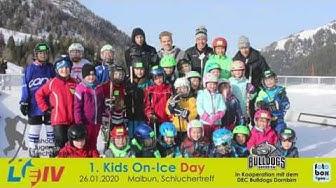 1. Kids on Ice Day