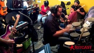The Band Geeks jam on a Rainbow/Dio classic.