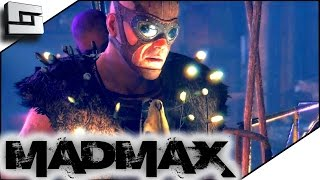 Mad Max Gameplay - DANCE WITH DEATH! ( Walkthrough ) Part 38