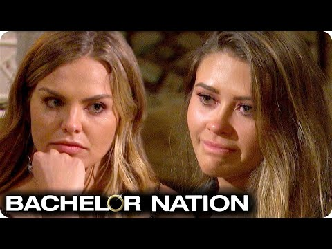 Hannah B. Exposes The Real Caelynn To Colton | The Bachelor US