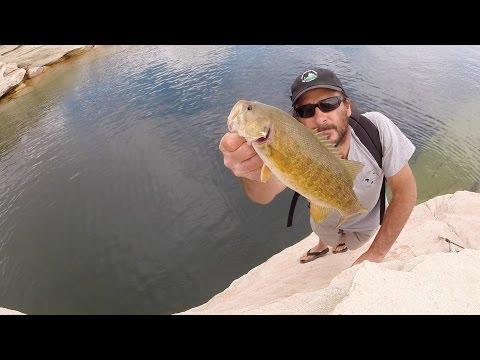 Lake Powell Shore Fishing Techniques