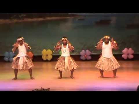 TUVALU Youth Troupe - SIVA TAGATA