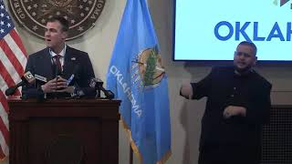 Oklahoma Gov. Stitt announces limits on bars, restaurants due to COVID outbreak