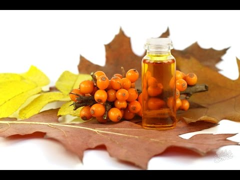 Облепиховое масло против простатита