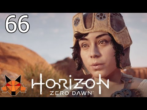 Let's Play Horizon Zero Dawn [Blind] Part 66 - Hammer and Steel