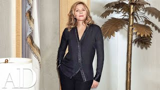 Inside Kim Cattrall's NYC Home that Has a Monkey Room | Celebrity Homes | Architectural Digest