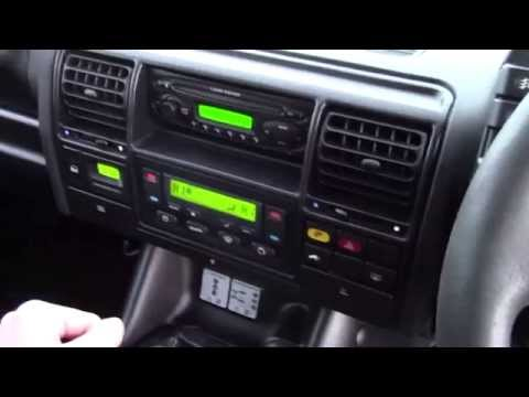 LandRover Discovery 2004 TD5  -1 Cold Start