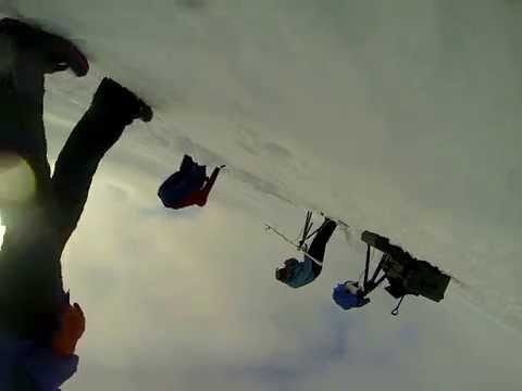 GoPro Under the Chukchi Sea Ice