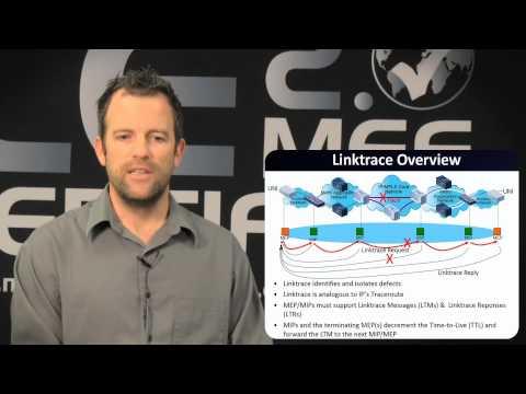 MEF 30 Overview - Service OAM Fault Management Implementation Agreement