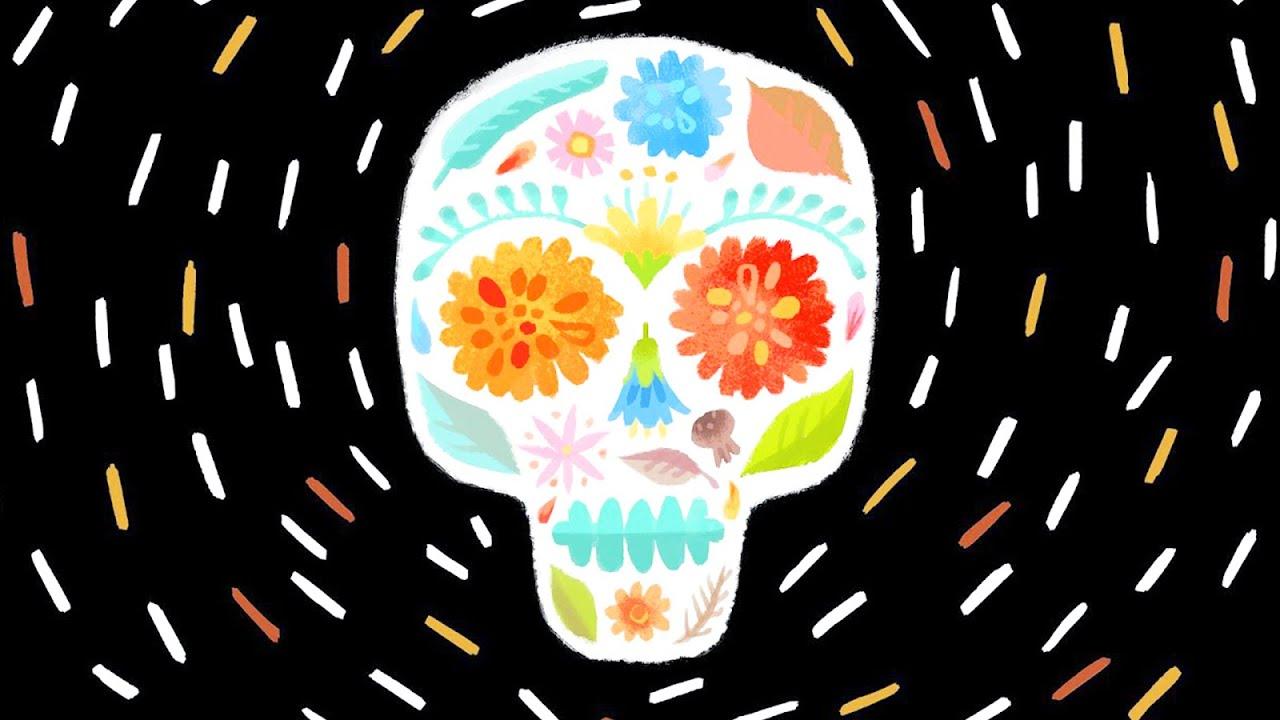 Dia De Los Muertos 2014 Doodle Day Of The Dead