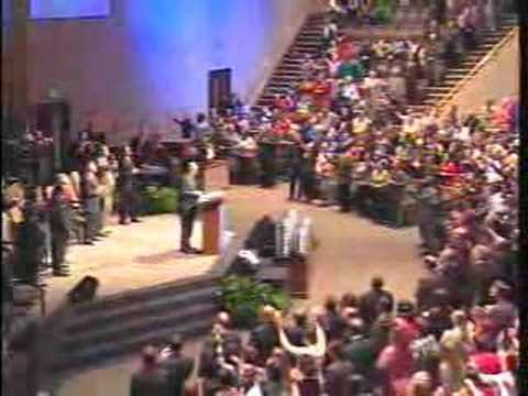 Pastor Anthony Mangun Sings Some Old Songs