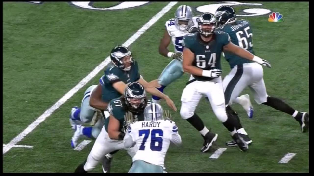 David Irving: The Most Freakish Player in the NFL