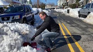 Inner Athlete Training: How to stay injury free while shoveling snow!