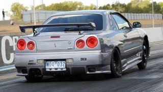 Nissan R34 GT-T Skyline