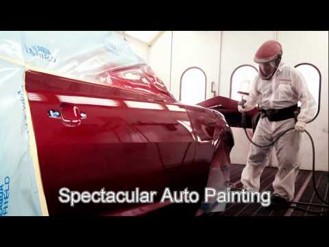 Giant Motors Auto Body & Paint Shop Body Shop Collision Repair Car Painting For Miami