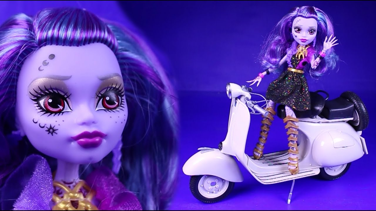 Djinni Whisp Grant Toys R Us Exclusive Monster High Doll ...