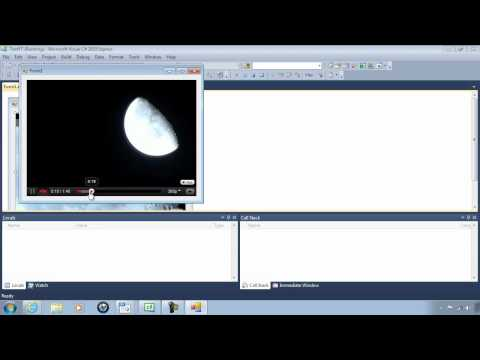 Embedding And Playing YouTube Videos In C# Applications - Shockwave Flash Player Example