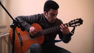 Richard Clayderman - Love Story ( guitar cover) .