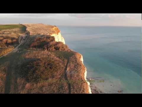 Cliff Collapses at Seaford Head