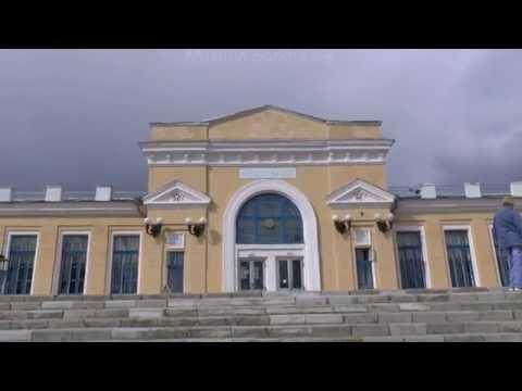 Моршанск ЖД вокзал