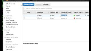 Launch AWS instance using Ansible