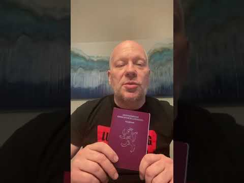 KevinTalk5 - The POWER of a Luxembourg/EU Passport!