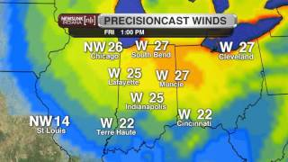 NewsLink Indiana Mid-Day Weather November 12, 2015 - Ethan Rosuck