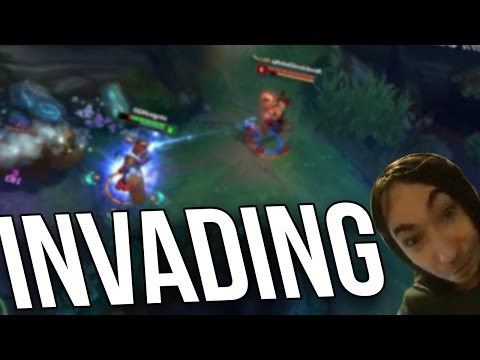 singed420 - EARLY INVADES (JUNGLE SINGED)