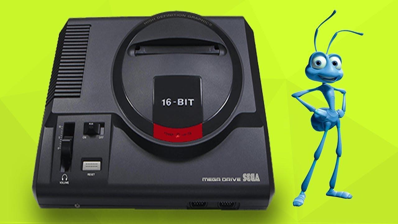 TOP Mega Drive Hack Roms