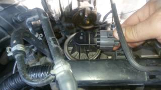 Хонда Одиссей RA7, двс F23A, 2000г. Клапан ЕГР, нужен совет. (1)